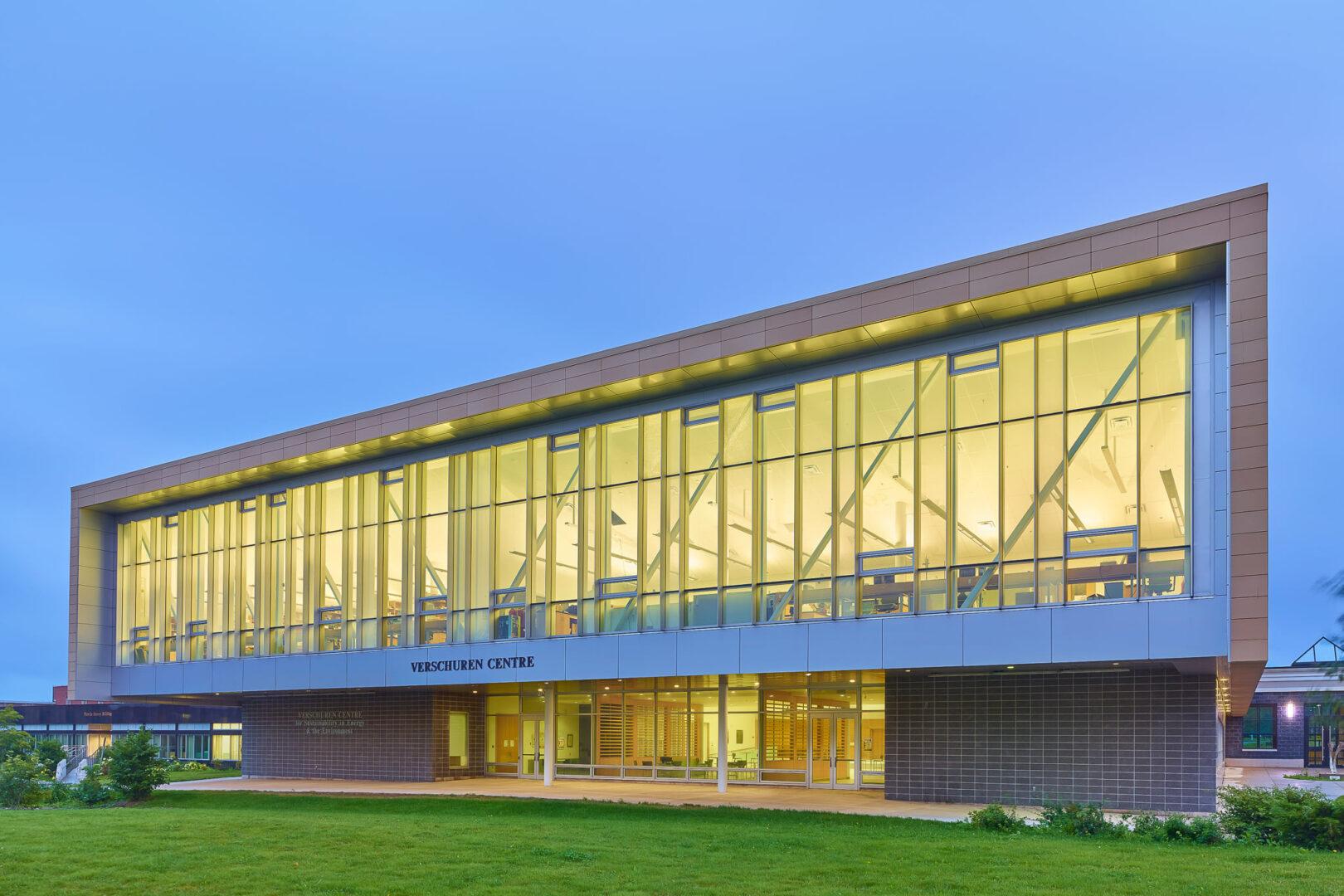 International Centre for EAP - Cape Breton University Campus Gallery