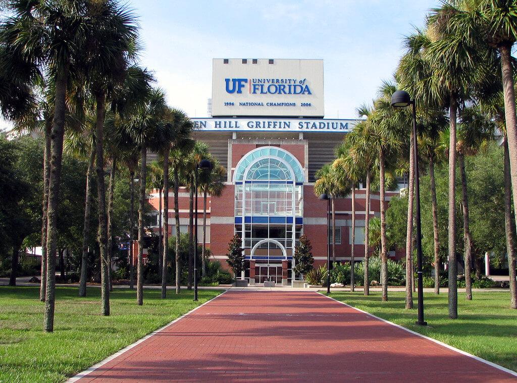 Chi phí học tập tại trường đại học Florida