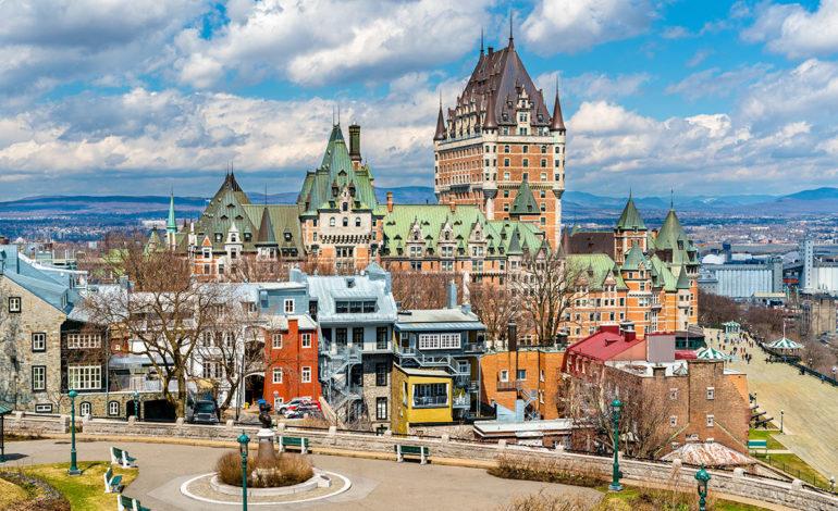 Quebec là tỉnh bang lớn nhất Canada với diện tích gần 1,5 triệu km2.